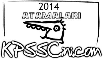 2013 Öğretmen Atama Taban Puanları