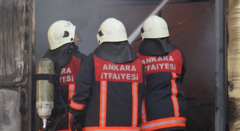 Ankara Büyükşehir Belediyesi 300 itfaiyeci alacak