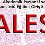 2016 ALES Sınav Sonuçları ÖSYM Tarafından Açıklandı
