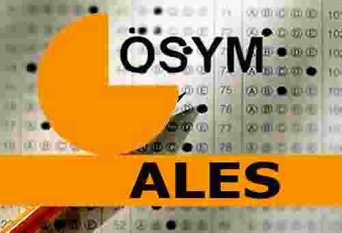 ALES Deneme Sınavı Çözümlü PDF İndir