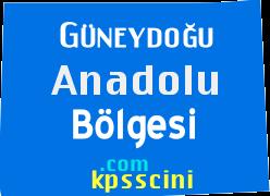 Coğrafya Güneydoğu Anadolu ve Özellikleri Testi Çöz