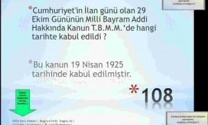 KPSS Anayasa Soru Çözümleri Videosu 650 Soru