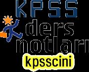 KPSS Ders Notları PDF indir