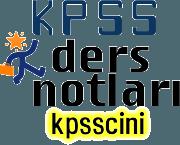 KPSS Anayasa Ders Notları PDF İNDİR