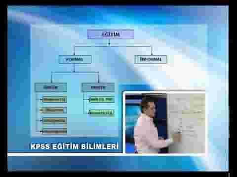 KPSS Program Geliştirme Konu Anlatımı (Tüm Konular)