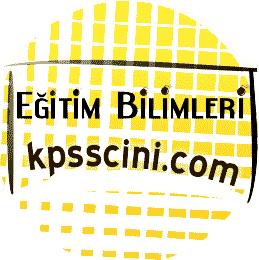 kpsscini-egitim-bilimleri
