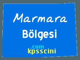 Marmara Bölgesi ve Özellikleri Testi Online Çöz 1