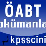 ÖABT Coğrafya Dokümanları PDF İndir (Geniş Arşiv)