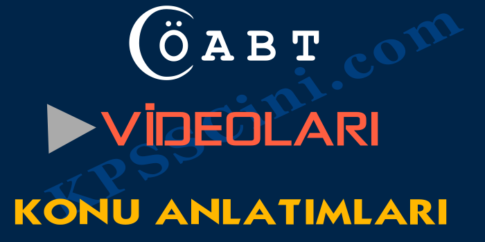 ÖABT Almanca Videolu Konu Anlatımı