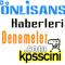 KPSS Önlisans Denemeleri PDF indir