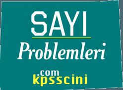 Sayı Problemleri Soruları Çöz 2