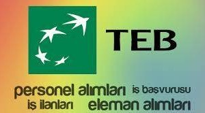 TEB Çağrı Merkezine Yönetici Alımı