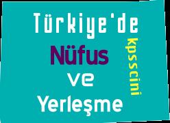 Türkiye'de Nüfus ve Yerleşme Testi Çöz 3