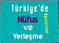 Türkiye'de Nüfus ve Yerleşme Testi Çöz 4