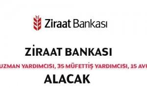 Ziraat Bankası İş İlanı